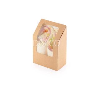 Упаковка для тортильи и роллов