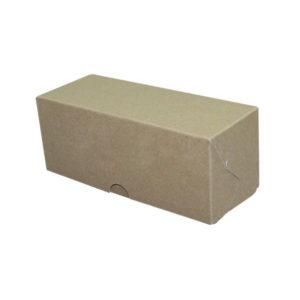 Коробка для макарун. Крафт-премиум.