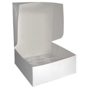 Коробка для капкейков. Премиум.