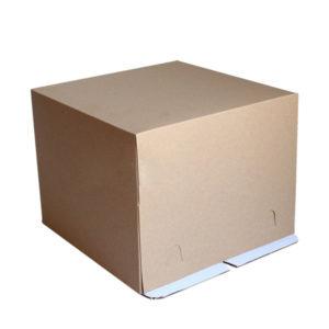 """Коробка для торта """"Крафт-Премиум"""""""