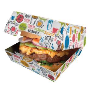 Упаковка для бургеров (Enjoy)