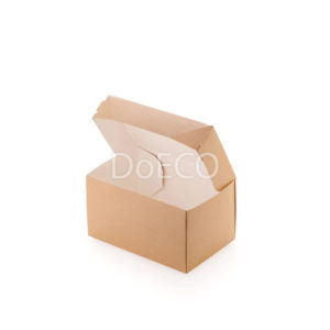 Упаковка для десертов (крафт)