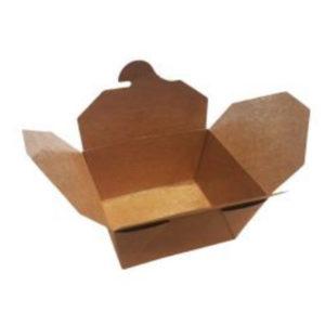 FoldBox (Универсальные крафтовые контейнеры, материал «Pure Kraft»)
