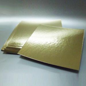 """Подложка для торта """"Pasticciere"""" (золото; 0,8 мм)"""