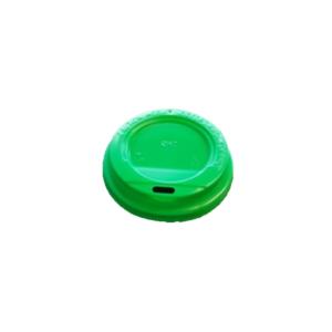Крышечка для стаканов зеленая (без питейника)