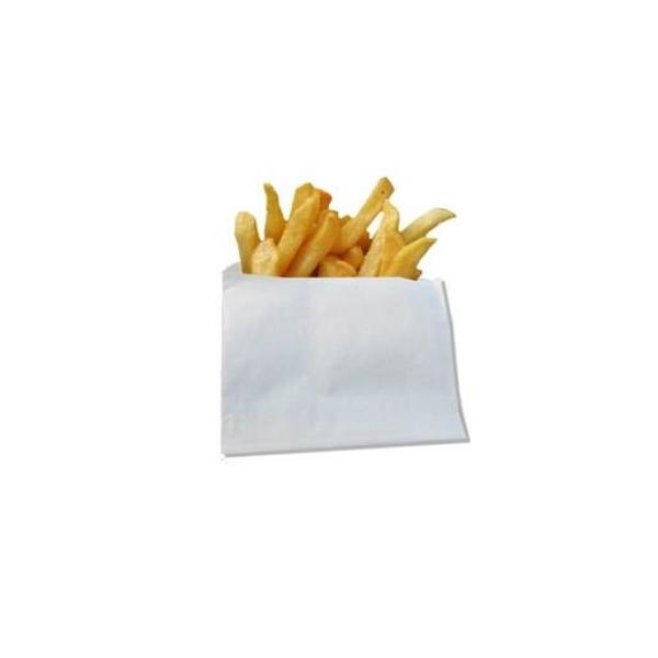 Бумажный пакетик для картофеля фри