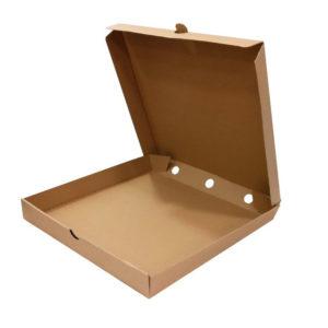 Упаковка для пиццы «Pure Kraft»