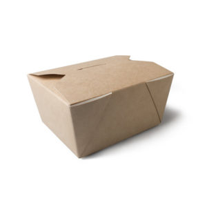 Fold Box (Универсальные крафтовые контейнеры, материал «Pure Kraft»)