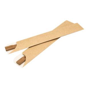 Крафтовый конверт для палочек